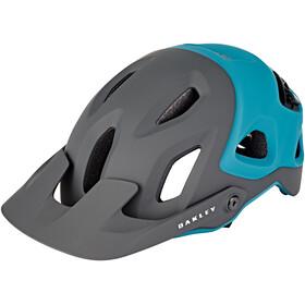 Oakley DRT5 Fietshelm blauw/zwart